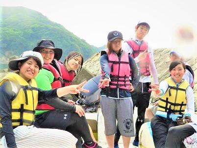 笑顔いっぱいの阿南キャンプ!!