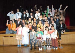 10期生 卒業公演 PolarNightOga ~極夜の鬼~ この世界には、夕べがあり、朝があった!