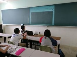 J-IVY生による特別HR