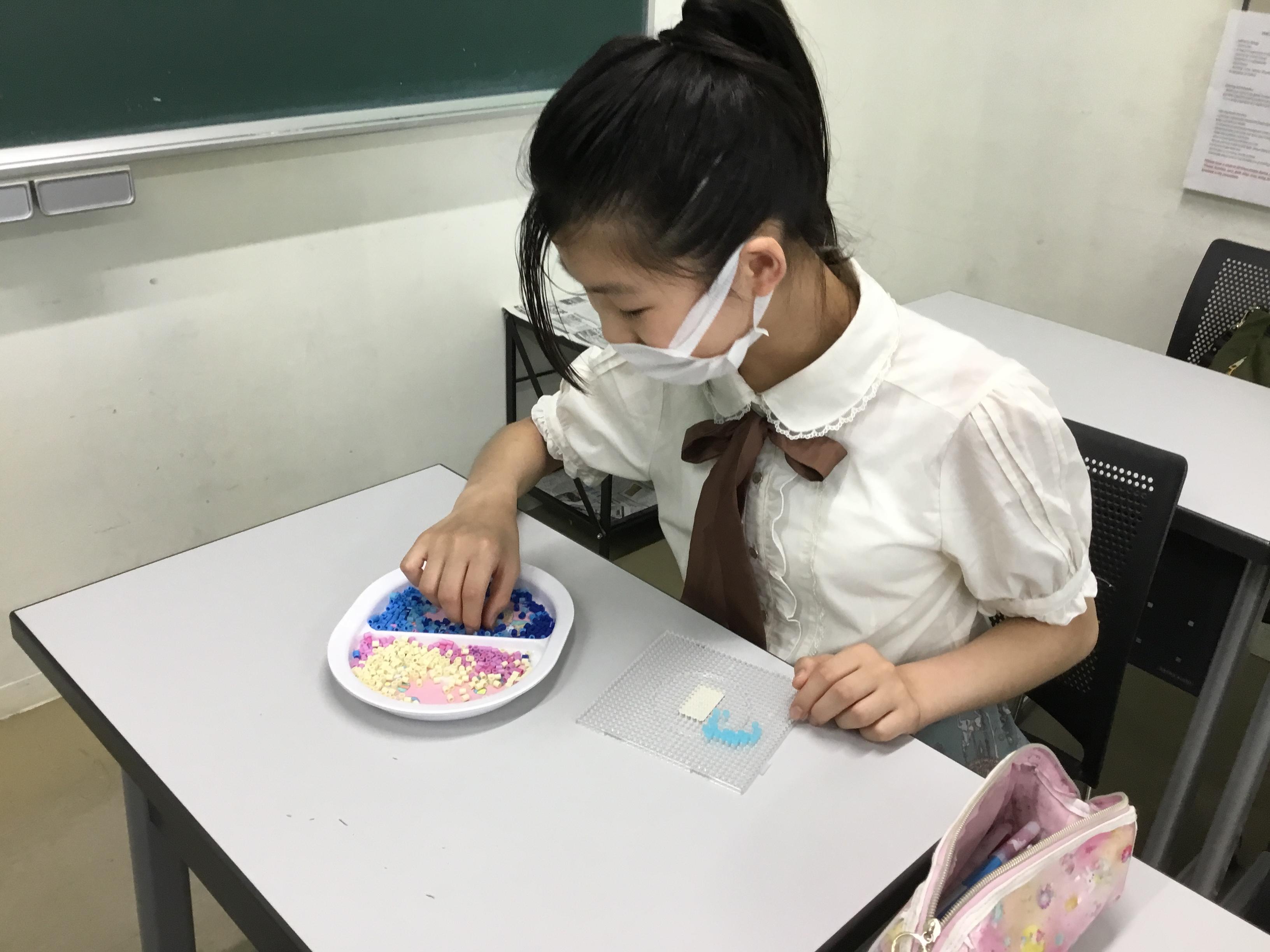 J-IVY生による授業紹介② 美術