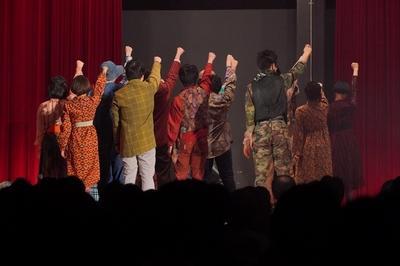 12期生 卒業公演 『C'est la vie! 今を生きる』大成功!