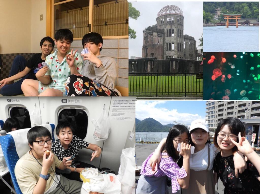 3年生 修学旅行(広島平和学習)
