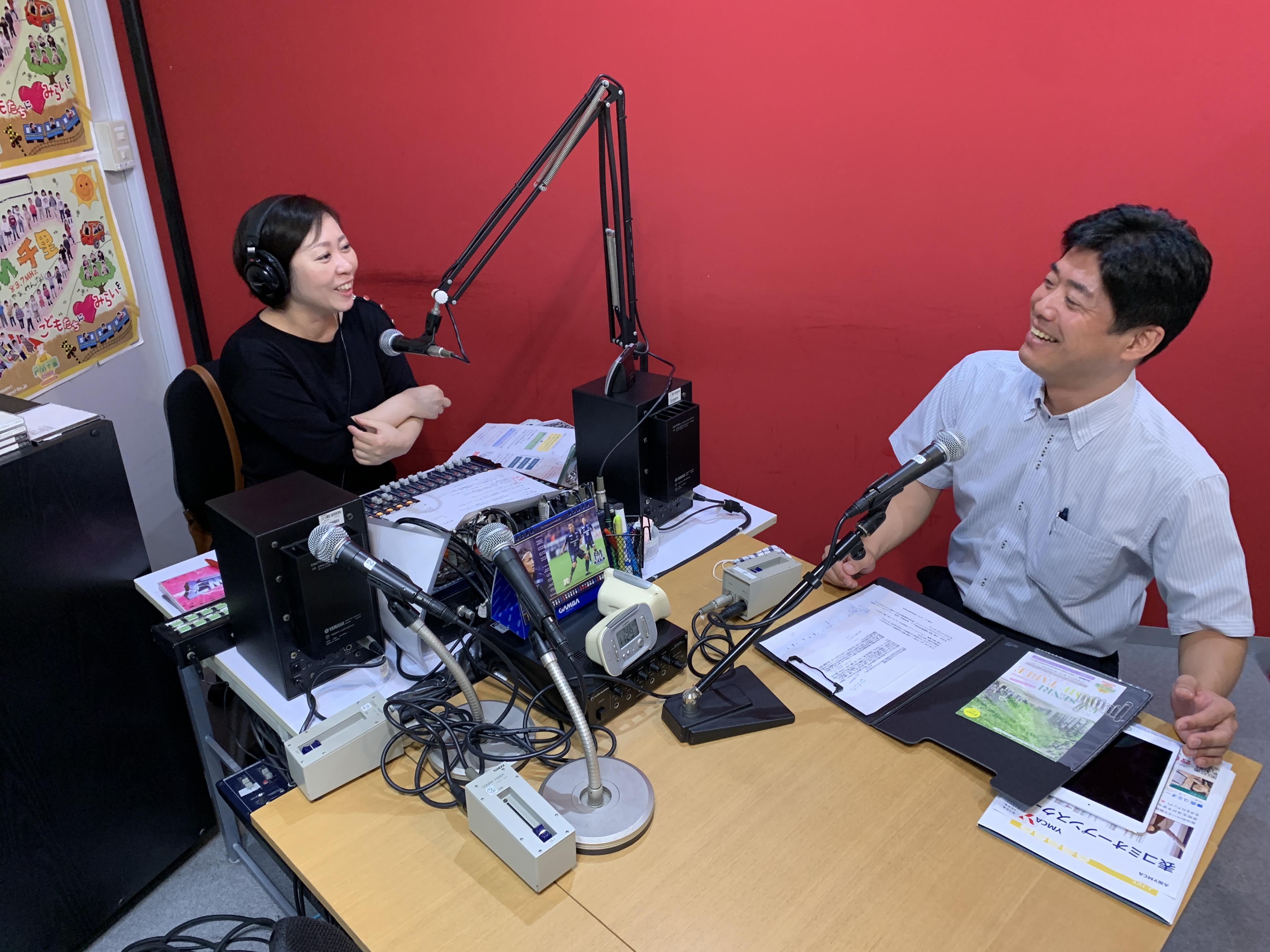FMラジオ出演